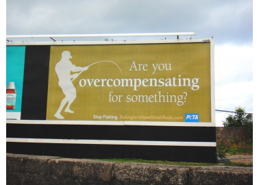 Know Someone Who's Overcompensating for Something?
