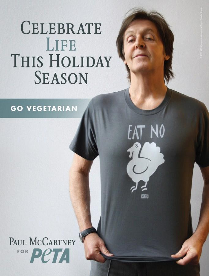 Paul McCartney No Turkey Small