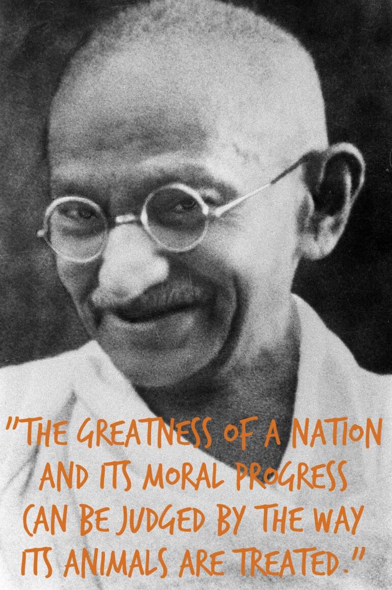 Gandhi CC0 text
