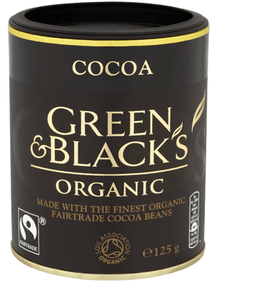 Green and Blacks Cocoa