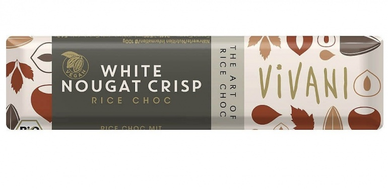 Vegan white chocolate UK