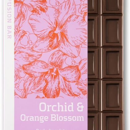 Luxury vegan chocolate