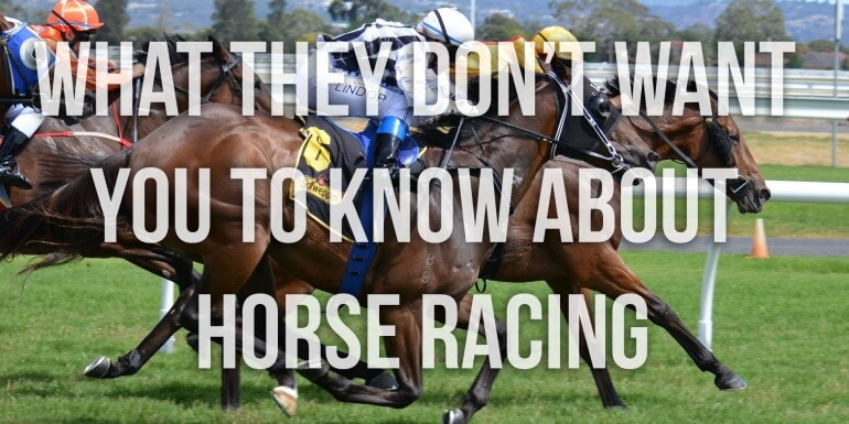 The truth about the Grand National