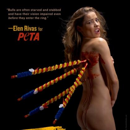 Elen Rivas: Bullfighting Is Cruel