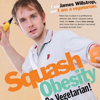 James Willstrop: Squash Obesity