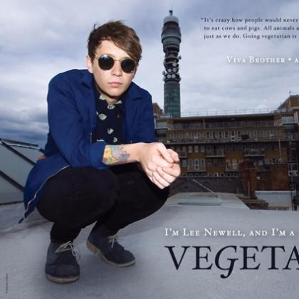 Lee Newell: I'm a Vegetarian