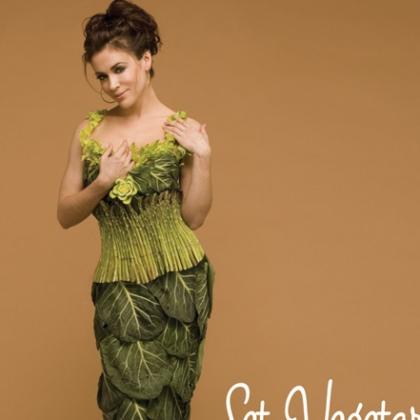 Alyssa Milano: Let Vegetarianism Grow on You
