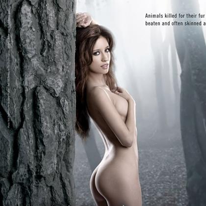 Christian Serratos: I'd Rather Go Naked