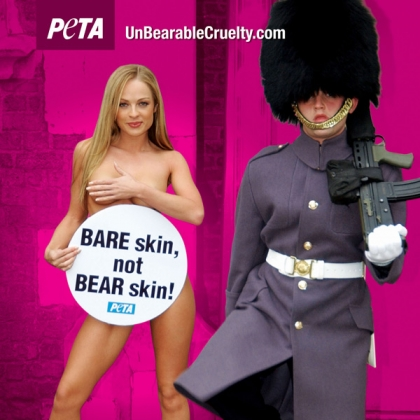Imogen Bailey: Stop Wearing Bearskins