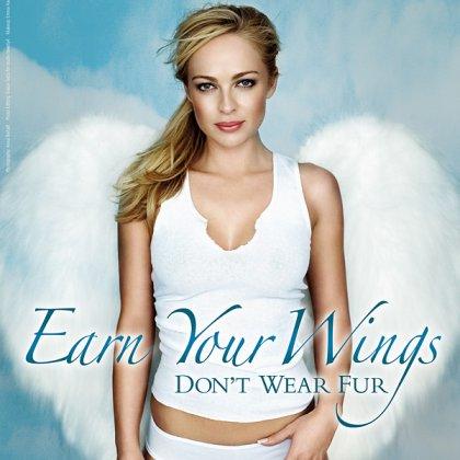 Imogen Bailey: Earn Your Wings – Don't Wear Fur