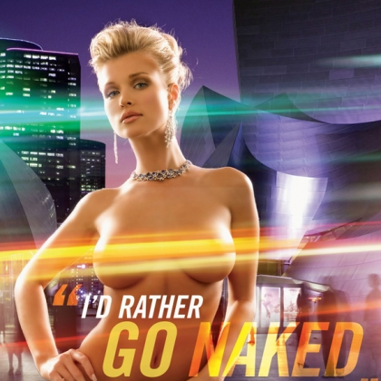 Joanna Krupa: I'd Rather Go Naked Than Wear Fur (3)
