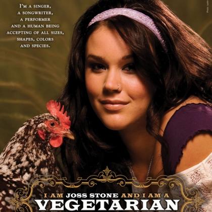 Joss Stone: I Am a Vegetarian