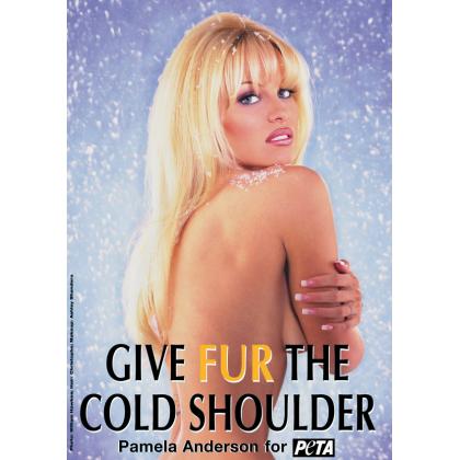 Pamela Anderson: Give Fur the Cold Shoulder