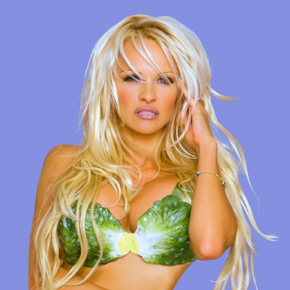 Pamela Anderson: Turn Over a New Leaf
