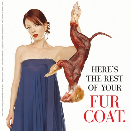Shirley Manson: Here's the Rest of Your Fur Coat