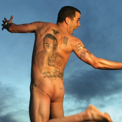 Steve-O: I'd Rather Go Naked Than Wear Fur