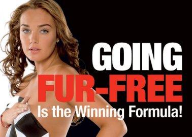 Fur-Free Tamara Ecclestone Has the Winning Formula
