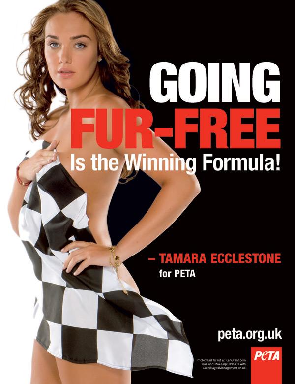 Tamara Ecclestone: Going Fur-Free Is the Winning Formula
