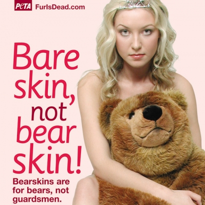 Yana Booth: Bare Skin, Not Bearskin