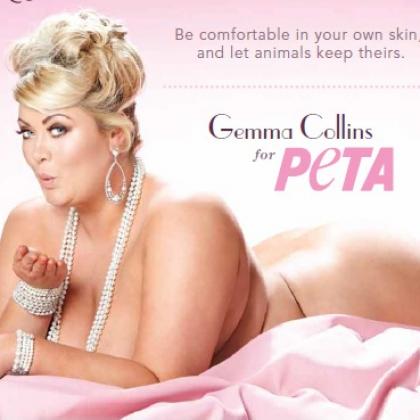 Gemma Collins: I'd Rather Go Naked