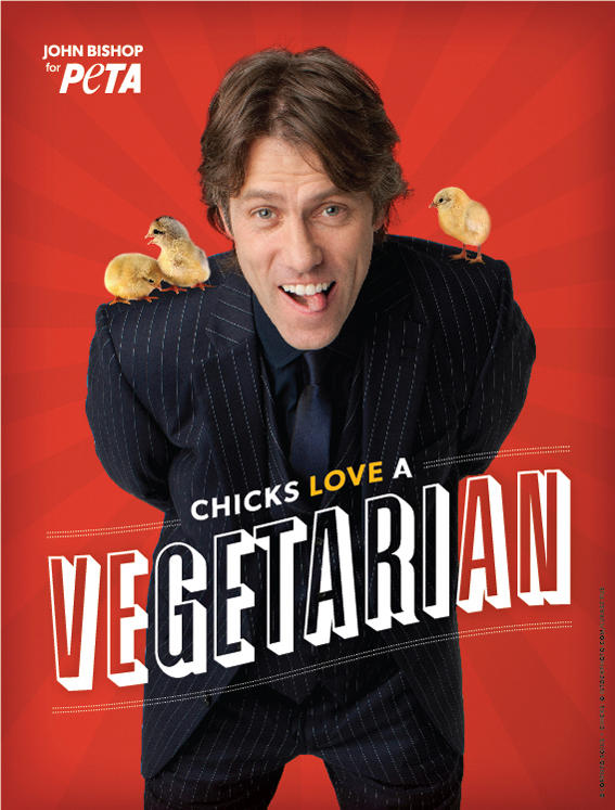 John Bishop: Chicks Love a Vegetarian