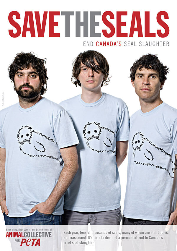 Animal Collective: Save the Seals