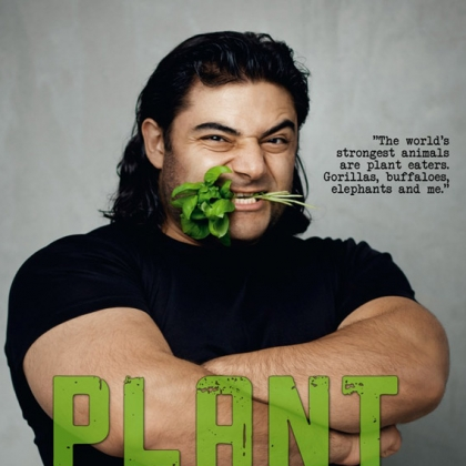 Patrik Baboumian: Plant Eater