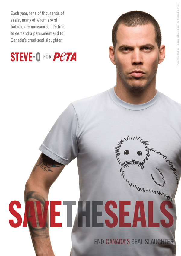 Steve-O: Save the Seals