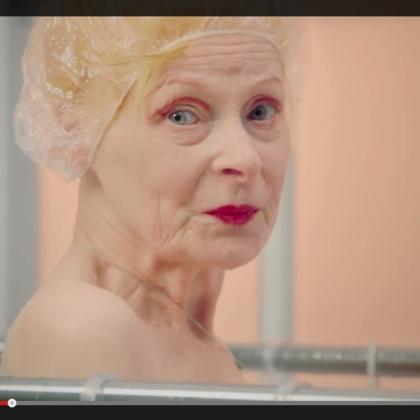 Vivienne Westwood: Wash Cruelty Down the Plughole