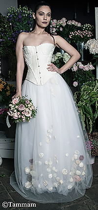 Vegan Wedding Dress