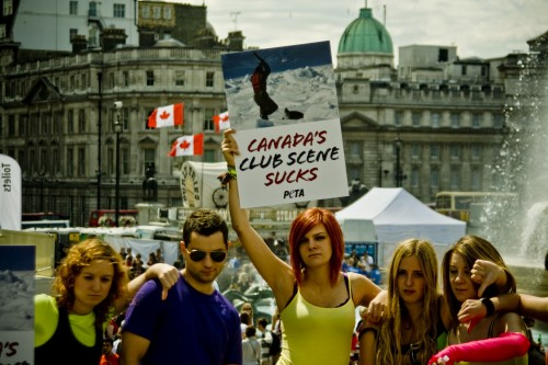Canada's Club Scene Sucks Demo