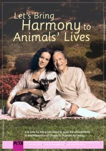 Bring Harmony Into Animal's Lives