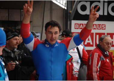 Alexey Voyevoda: Russia's Vegan Olympian