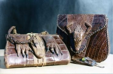 Alligator bags