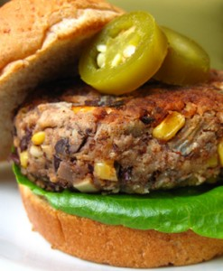 Veggie burger recipes for barbecue