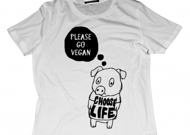 Punk Up Your Wardrobe With Black Score's Clothing Collaboration With PETA