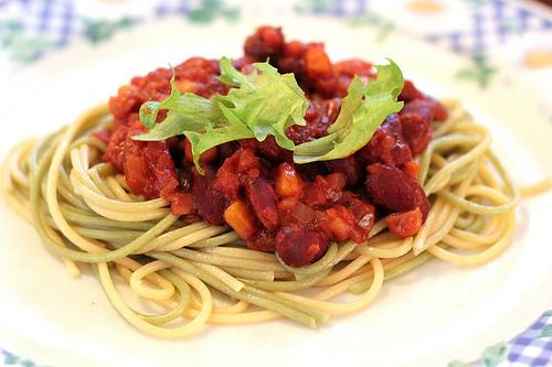 CC Spaghetti