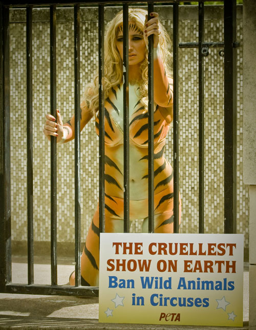 Chantelle Houghton behind bars