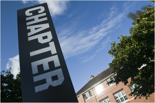 Chapter Arts Centre Cardiff
