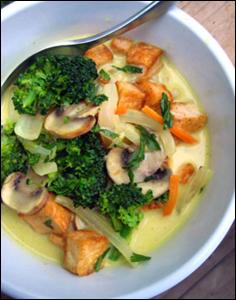 Coconut Soup