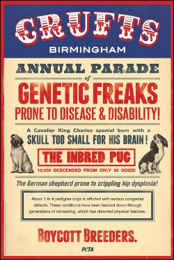 Crufts Genetic Freaks