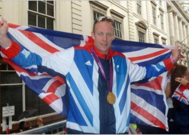 Q&A With Plant-Fuelled Paralympian Dave Smith
