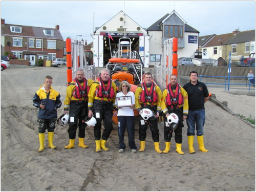 The ferrest-rescuing team