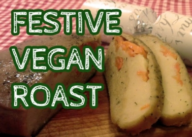 Christmas Discount: Vegan Roasts From Vegusto