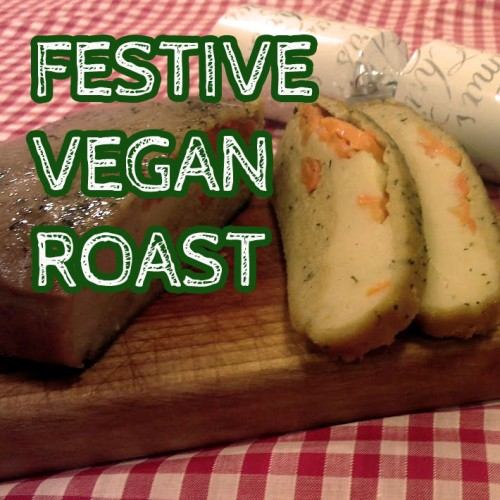 Festive Vegan Roast