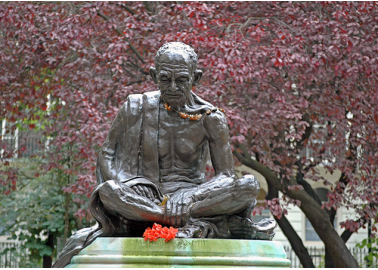 How 'Great' Would the UK be in Gandhi's Eyes?
