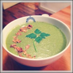 Easy healthy vegan soup recipe
