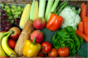 Healthy vegetables FTW