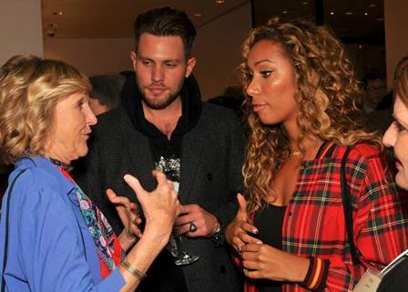 Ingrid and Leona Lewis