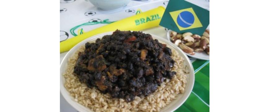 Recipe: Brazilian Feijoada (Black-Bean Stew) | PETA UK